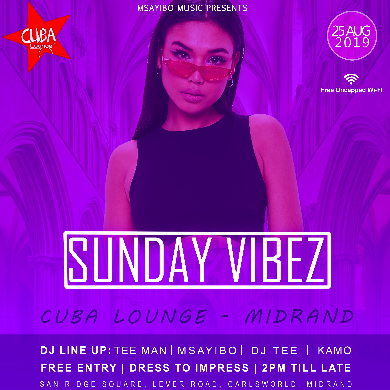 2019-08-25 Sunday Vibez Poster [Updated]